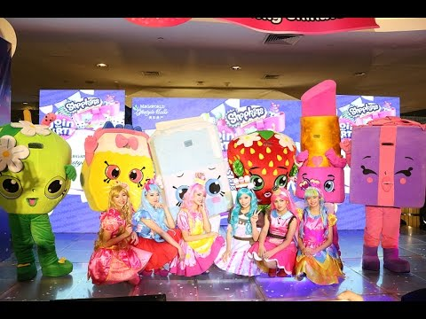 Shopkins Live! at McAllen Performing Arts Center