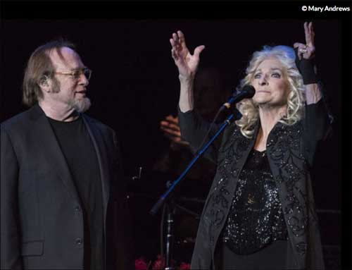 Stephen Stills & Judy Collins at McAllen Performing Arts Center