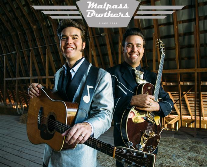 The Malpass Brothers at McAllen Performing Arts Center