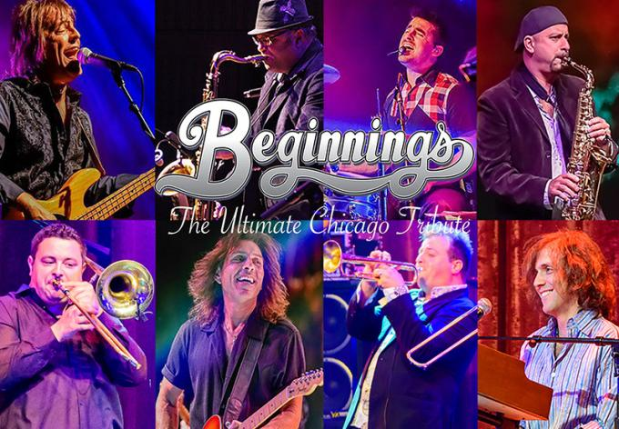 Beginnings - A Tribute To Chicago at McAllen Performing Arts Center