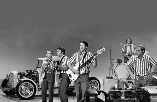 The Beach Boys at McAllen Performing Arts Center