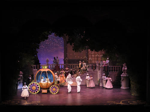 Rodgers and Hammerstein's Cinderella at McAllen Performing Arts Center