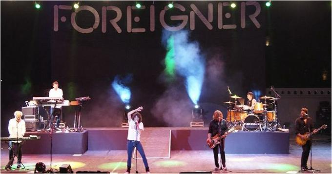 Foreigner at McAllen Performing Arts Center