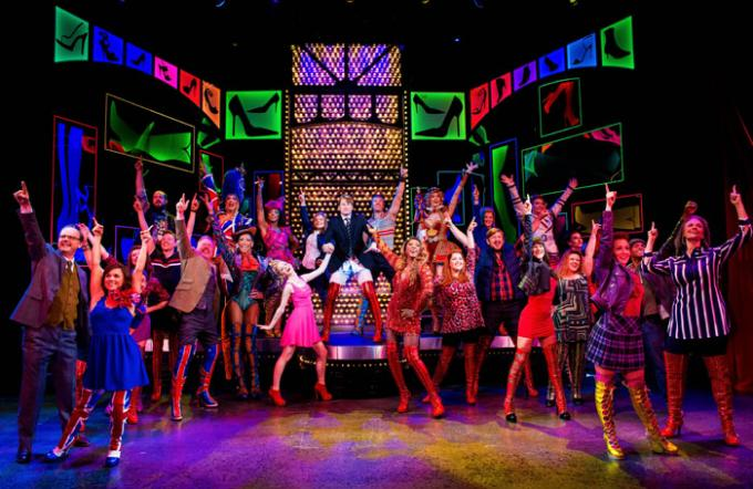 Kinky Boots at McAllen Performing Arts Center