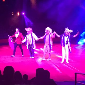 Circo Hermanos Vazquez at McAllen Performing Arts Center
