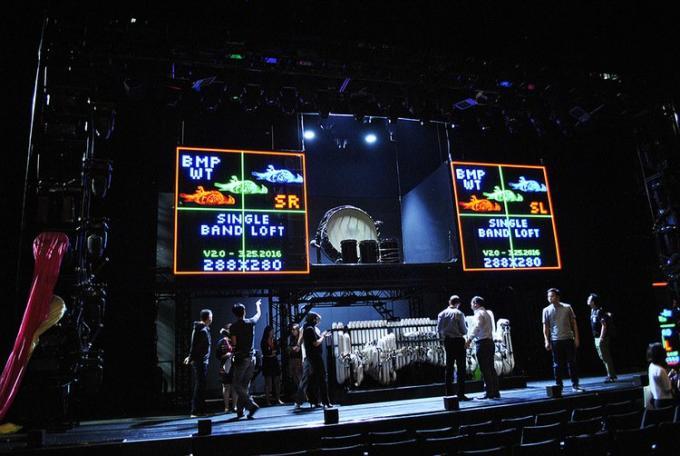 Blue Man Group at McAllen Performing Arts Center