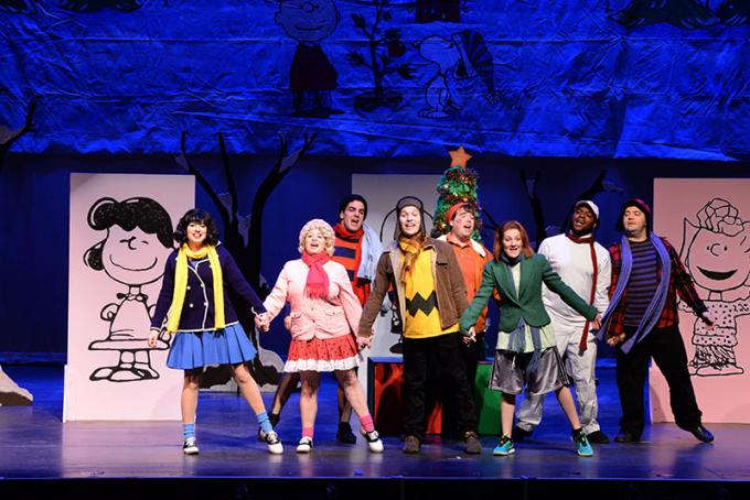 A Charlie Brown Christmas at McAllen Performing Arts Center