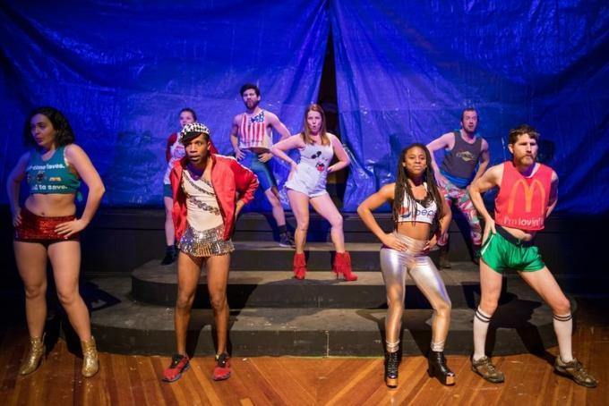 Porque Se Rien Las Mujeres? at McAllen Performing Arts Center