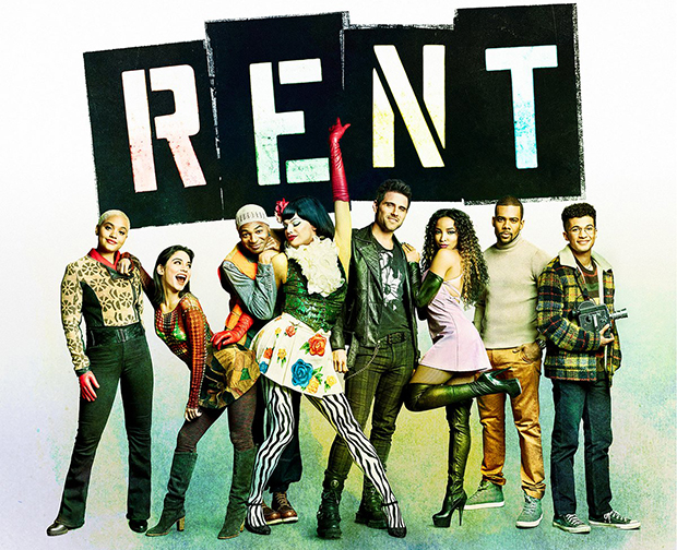 Rent [POSTPONED] at McAllen Performing Arts Center