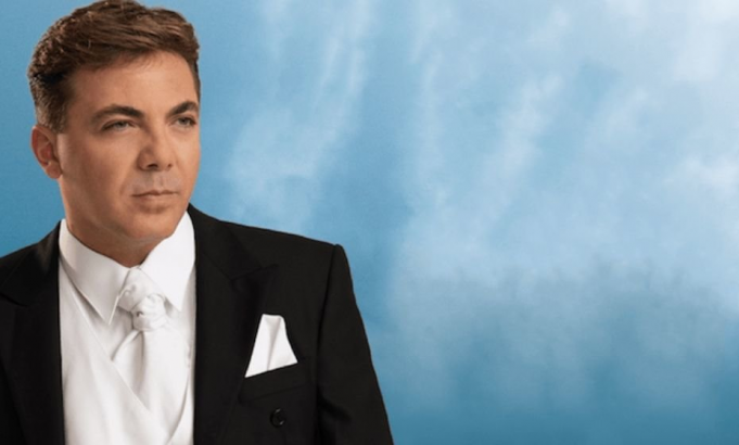 Cristian Castro at McAllen Performing Arts Center