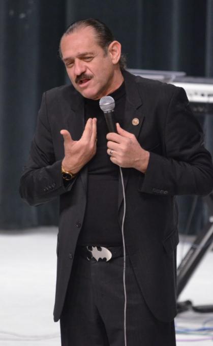Teo Gonzalez at McAllen Performing Arts Center