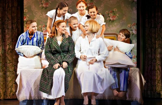 The Sound Of Music at McAllen Performing Arts Center