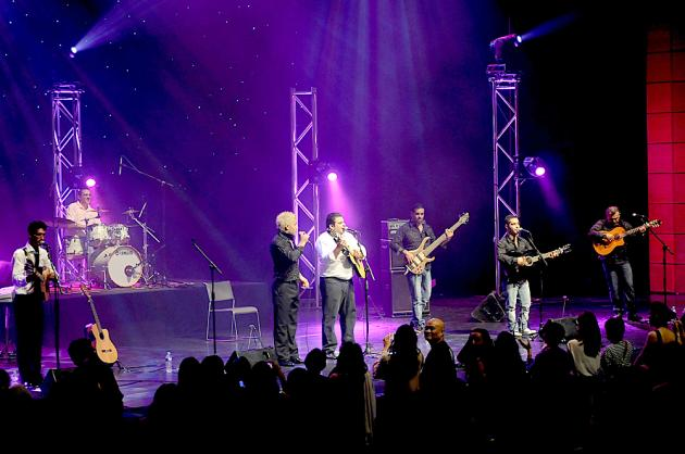 Gipsy Kings at McAllen Performing Arts Center