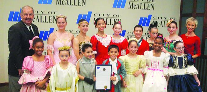 Rio Grande Valley Ballet: The Nutcracker at McAllen Performing Arts Center