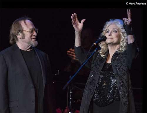 Stephen Stills & Judy Collins at McAllen Performing Arts Center