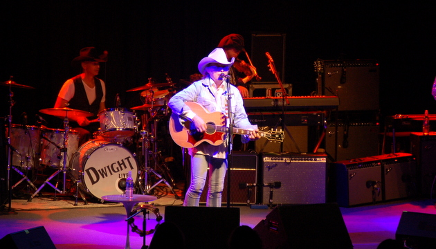 Dwight Yoakam at McAllen Performing Arts Center