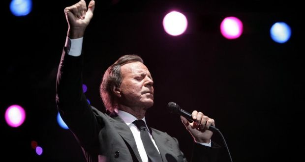 Julio Iglesias at McAllen Performing Arts Center