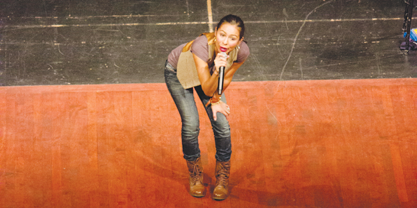 Anjelah Johnson at McAllen Performing Arts Center