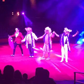Circo Hermanos Vazquez at McAllen Performing Arts Center
