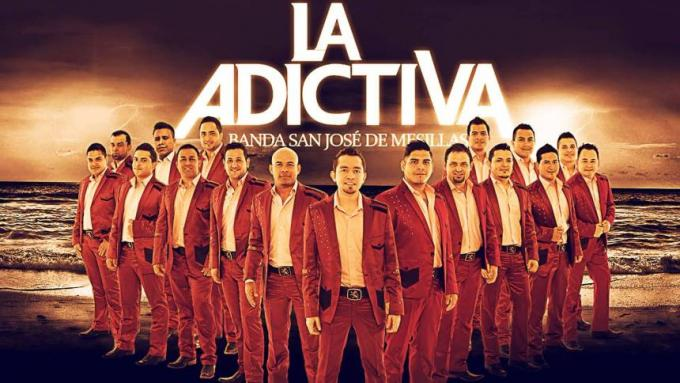 La Adictiva Banda San Jose De Mesillas at McAllen Performing Arts Center