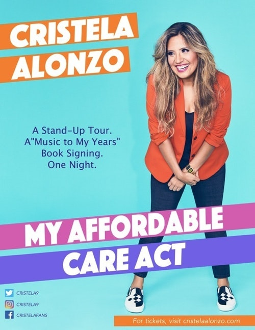 Cristela Alonzo at McAllen Performing Arts Center