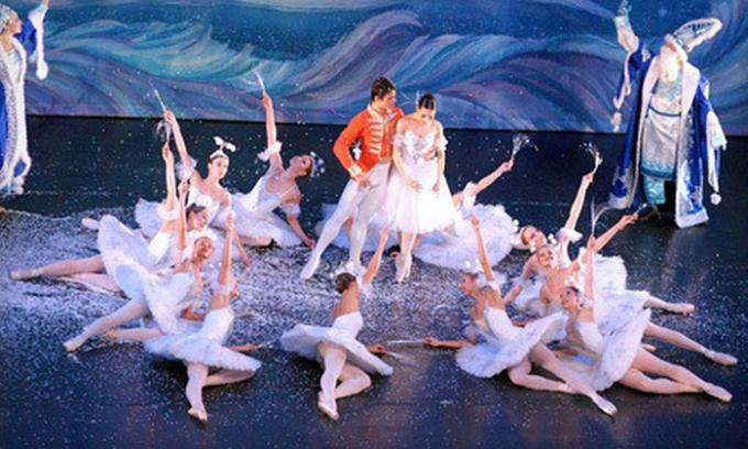 Moscow Ballet's Great Russian Nutcracker at McAllen Performing Arts Center