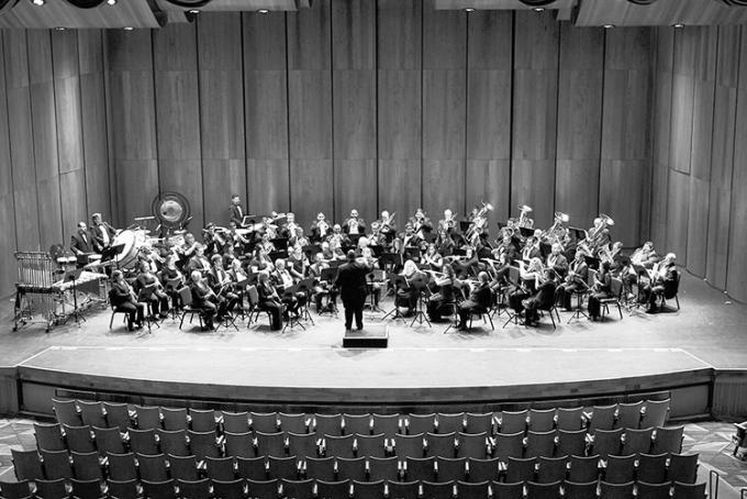 McAllen Wind Ensemble: Tinsel and Tutus - Scenes From The Nutcracker and More at McAllen Performing Arts Center