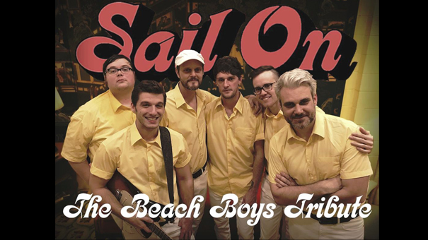 Sail On - Beach Boys Tribute at McAllen Performing Arts Center