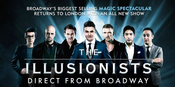 The Illusionists at McAllen Performing Arts Center
