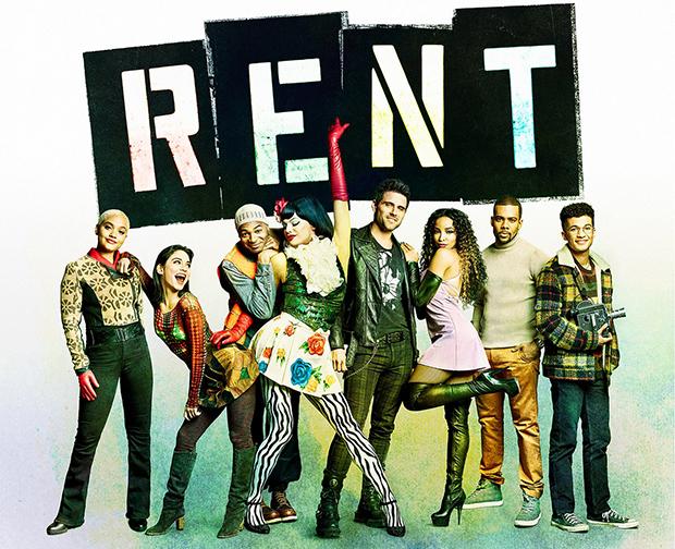 Rent [POSTPONED] at McAllen Performing Arts Center