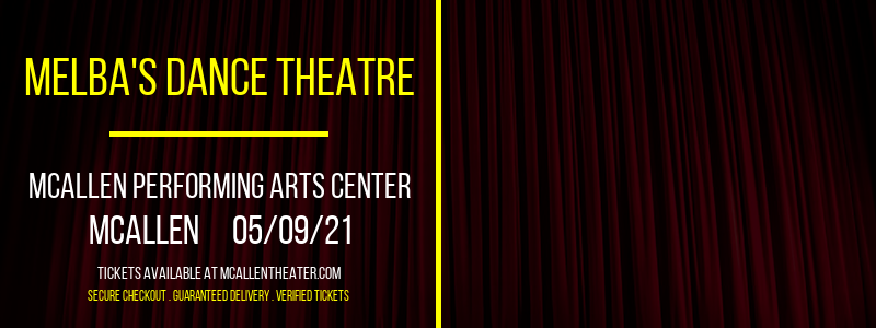 Melba's Dance Theatre at McAllen Performing Arts Center