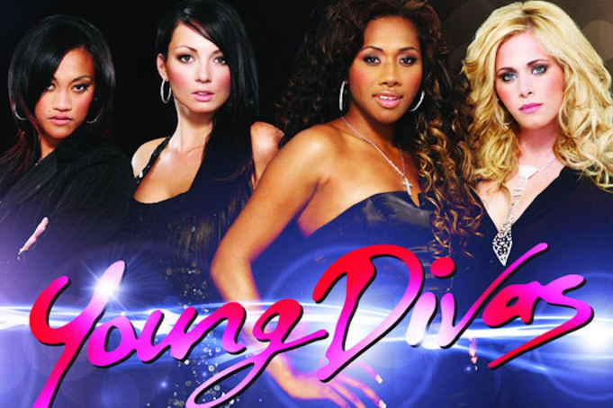 Divas - Lucia Mendez, Rocio Banquells, Dulce & Manoella Torres at McAllen Performing Arts Center
