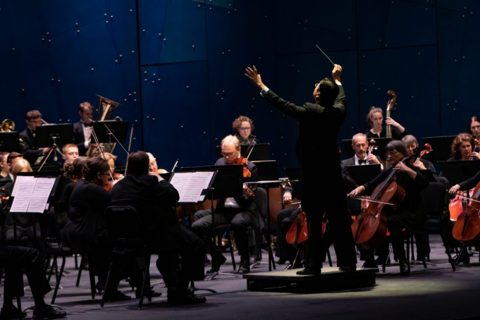 Valley Symphony Orchestra: A Touch of Frost at McAllen Performing Arts Center